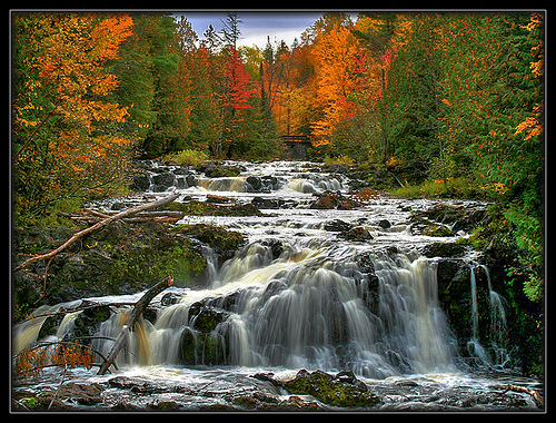 Copper Falls State Park Wisconsin Travel Guide