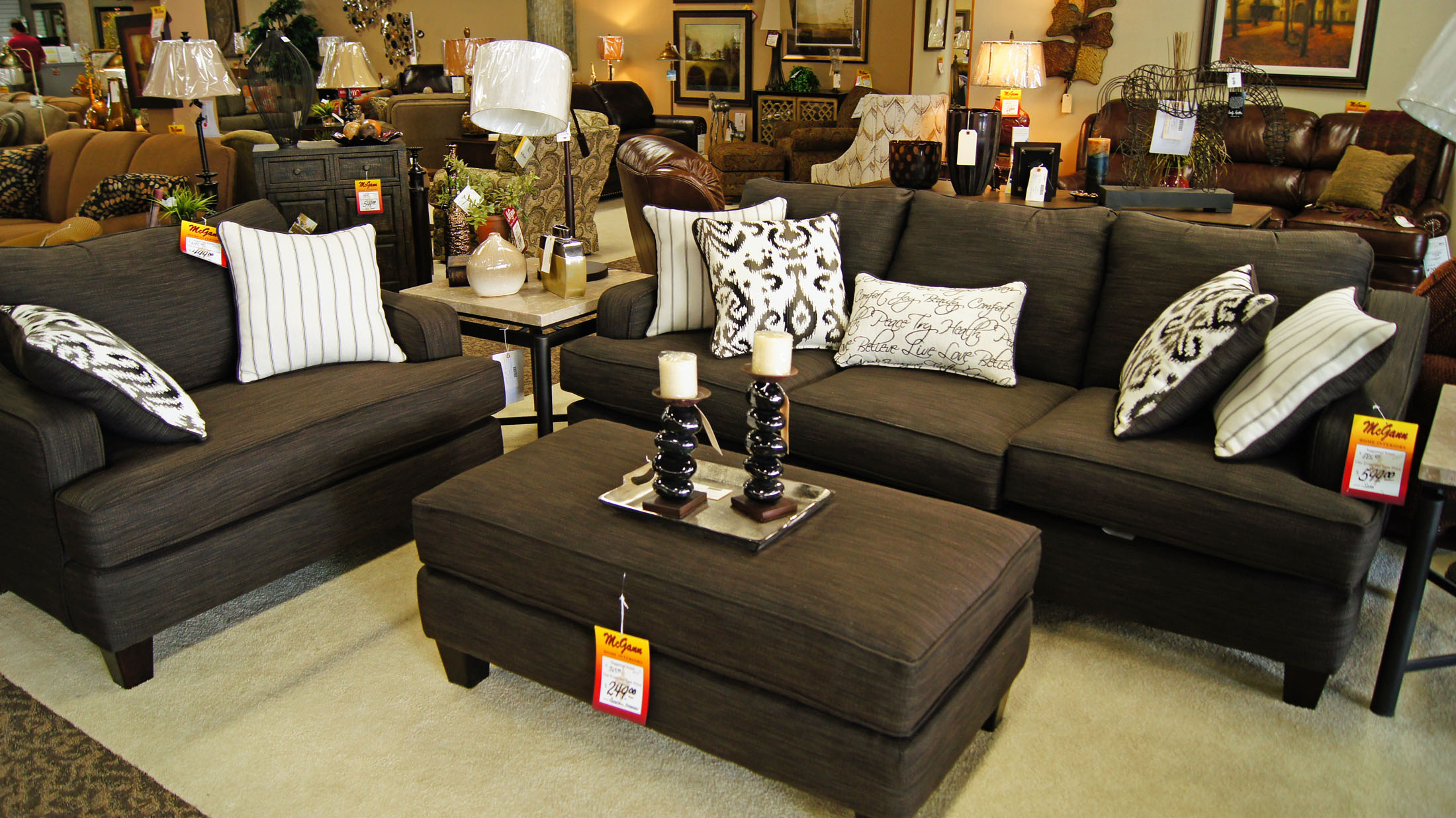 Mcgann furniture home store of baraboo wisconsin for Furniture depot
