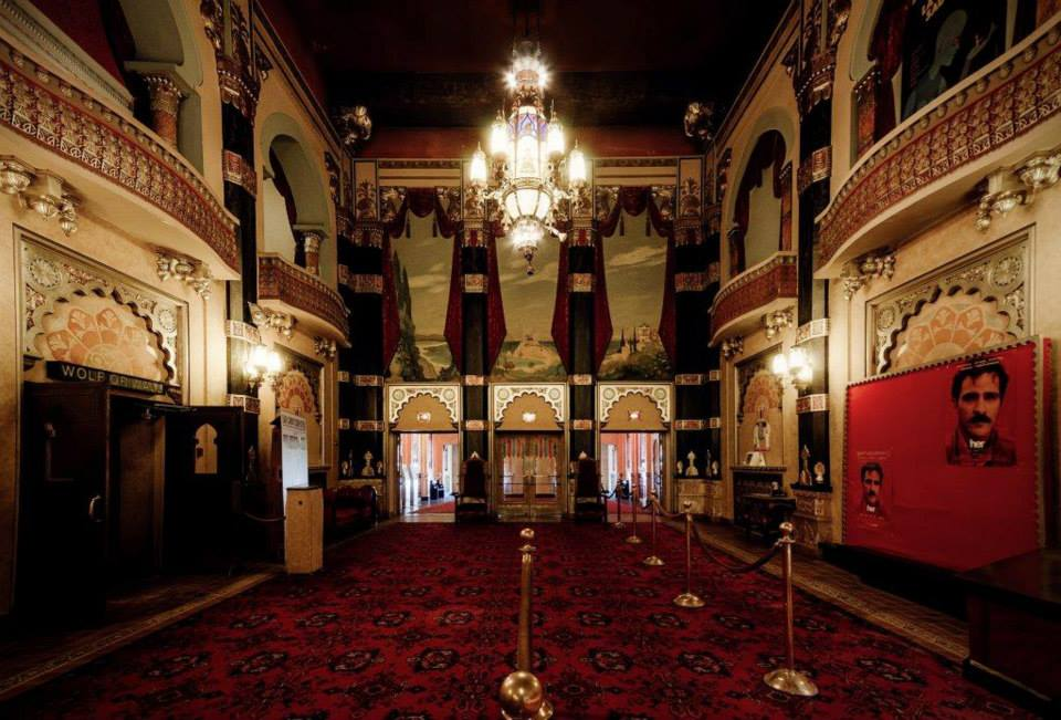 Oriental Theater Wisconsin Travel Guide