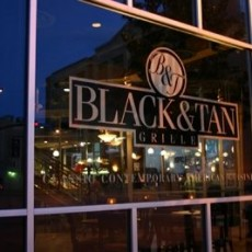 Black & Tan Grille-restaurant-wi
